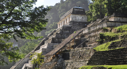 Destination Palenque in Mexico