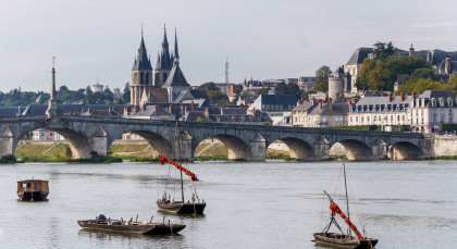 Destination Loire Valley in France