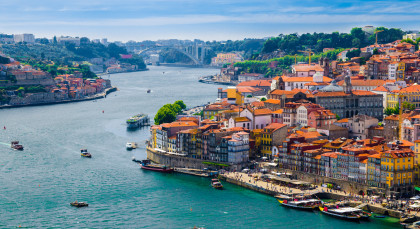 Destination Porto in Portugal