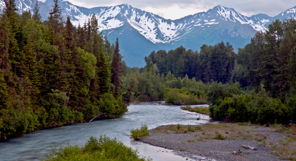 Destination Girdwood in Alaska