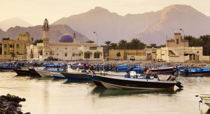 Khasab & Musandam Region in Oman