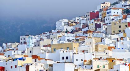 Destination Tangier in Morocco