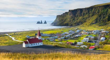 Destination Vik in Iceland