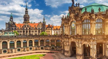 Destination Dresden in Germany
