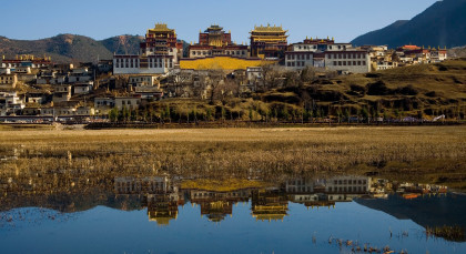 Shangri-la (Zhongdian) in China