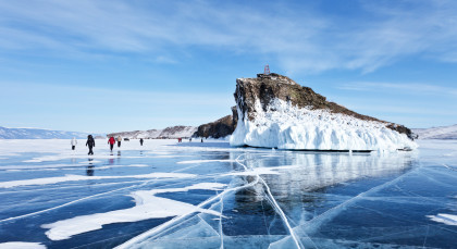 Destination Lake Baikal in Russia