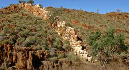 Destination Halls Creek in Australia