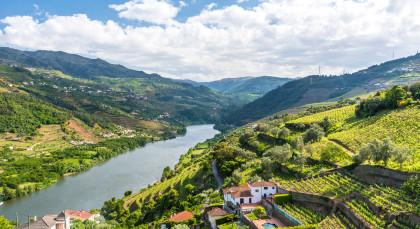 Douro-Tal in Portugal