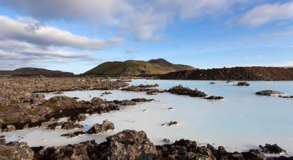 Grindavik (Blue Lagoon) in Island