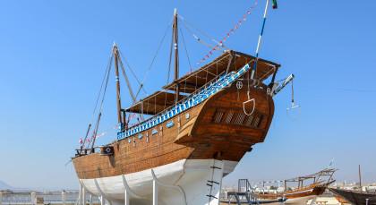 Destination Sur & Ras Al Jinz in Oman