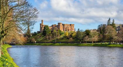 Destination Inverness in UK & Ireland