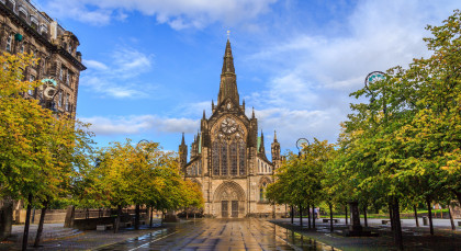 Destination Glasgow in UK & Ireland