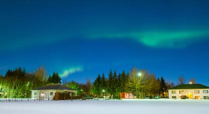 Destination Hvolsvöllur in Iceland