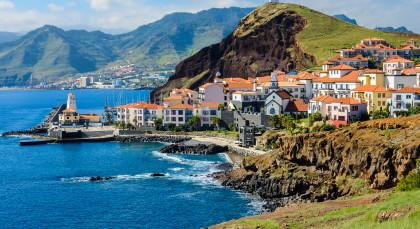 Destination Madeira Island in Portugal