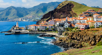 Madeira in Portugal