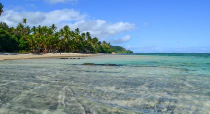 Destination Coral Coast in Fiji
