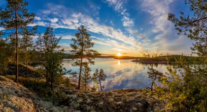 Karelien in Russland