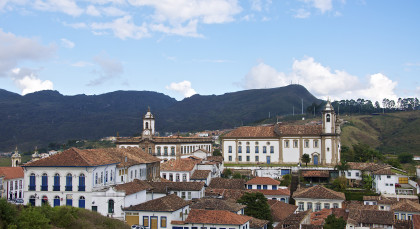 Destination Ouro Preto in Brazil