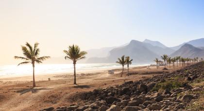 Destination Salalah in Oman