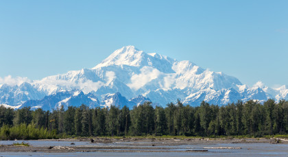 Destination Talkeetna in Alaska
