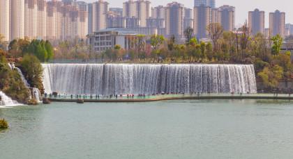 Destination Kunming in China