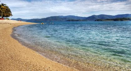 Destination Daydream Island in Australia