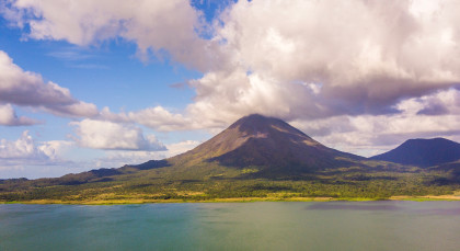 Destination Arenal in Costa Rica