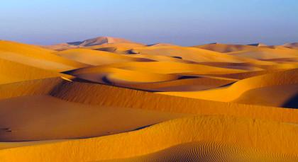 Wahiba Sands (Rimal Al Wahiba) in Oman
