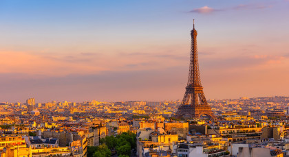 Destination Paris in France