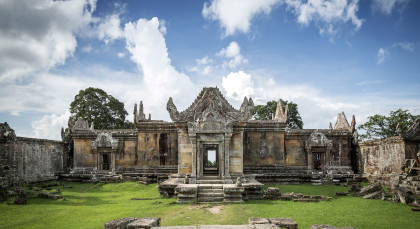 Destination Preah Vihear in Cambodia