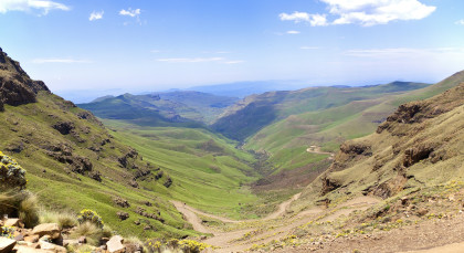 Östliches Lesotho in Lesotho