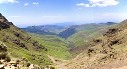 Destination Eastern Lesotho in Lesotho
