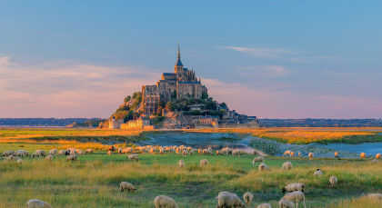 Destination Normandy Region in France