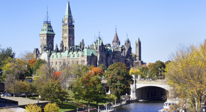 Destination Ottawa in Canada