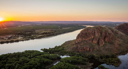 Destination Kununurra in Australia