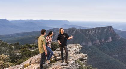 Halls Gap in Australien
