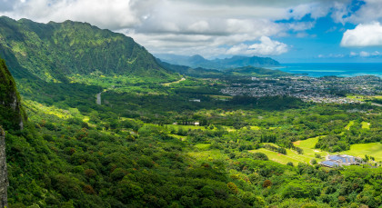 Destination Oahu in Hawaii