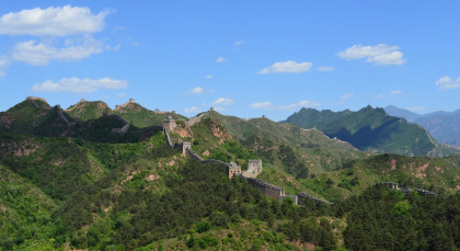 Chengde in China