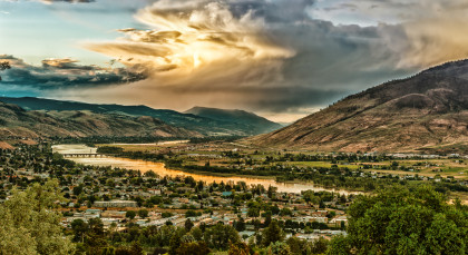 Kamloops in Kanada