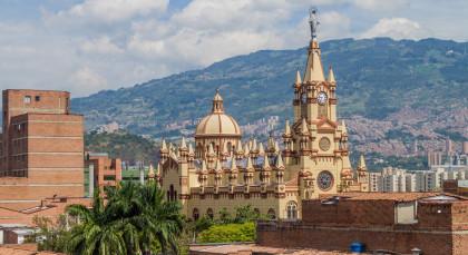 Medellin in Kolumbien