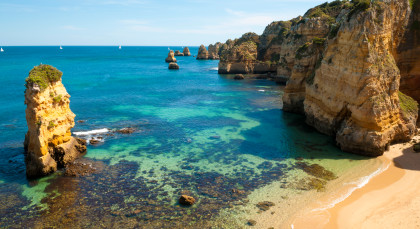 Destination Algarve in Portugal