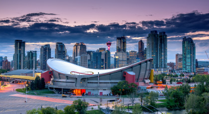 Destination Calgary in Canada