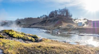 Destination Flúðir in Iceland