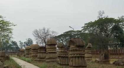 Dimapur in Ostindien