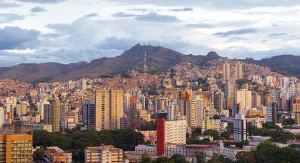Belo Horizonte in Brasilien