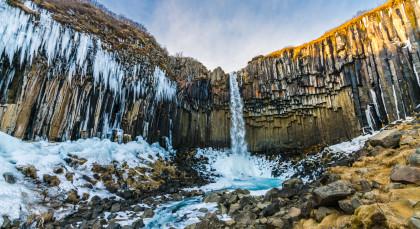 Destination Skaftafell in Iceland