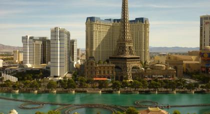 Destination Las Vegas in USA