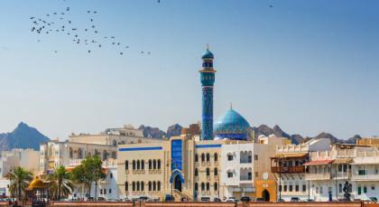 Maskat (Muscat) in Oman