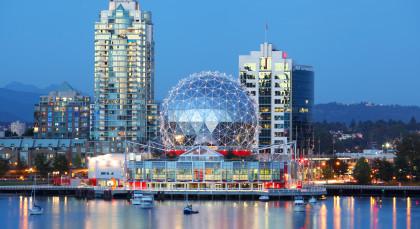 Destination Vancouver in Canada