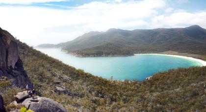 Coles Bay in Australien